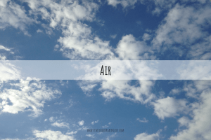 Air we breathe