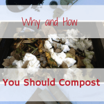 Why How You Should Compost