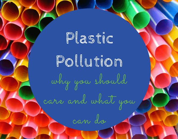 Plastic Pollution – One Easy Change You Can Make
