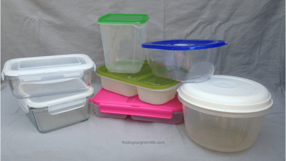 Food storage - Finding Our Green Life