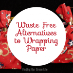 Waste Free Holiday Gift Giving