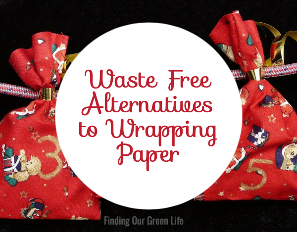 7 Waste-Free Alternatives to Wrapping Paper