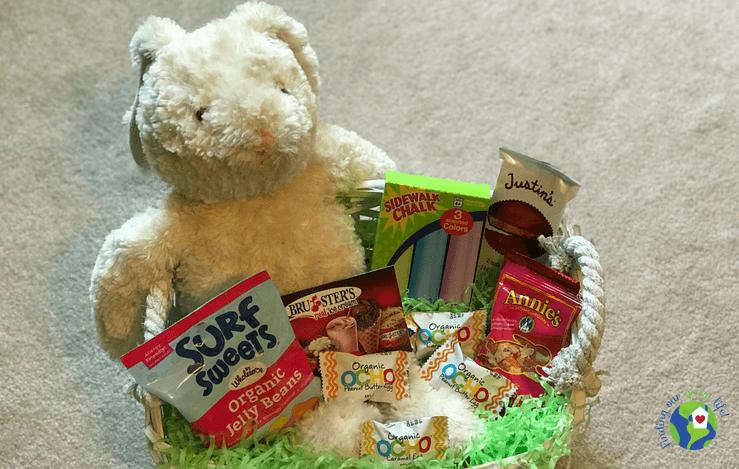 healthier candy, stuffed bunny, chalk