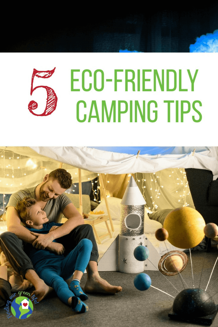 Planning a camping trip? Click through to read some tips for eco-friendly camping that are easy for anyone to do.