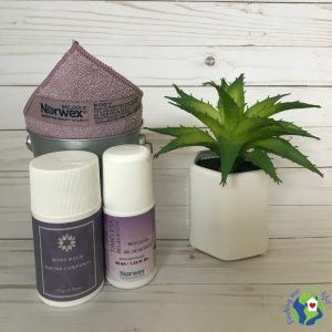 Norwex Body Balm, Norwex Body Cloth, Norwex Rescue Gel make the perfect gift for environmentally conscious hostesses #EcoFriendlyGifts #HostessGifts #NonToxicGifts #FindingOurGreenLife #NorwexConsultantGA