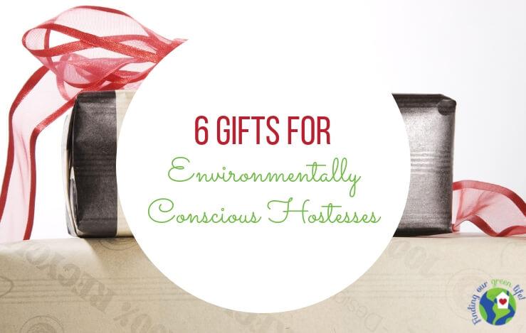 Gifts for Environmentally Conscious Hostesses