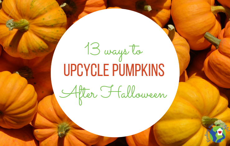 13 ways to use pumpkins after halloween