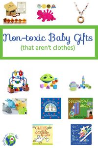 non toxic baby gifts