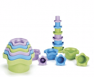 stacking cups from green toys