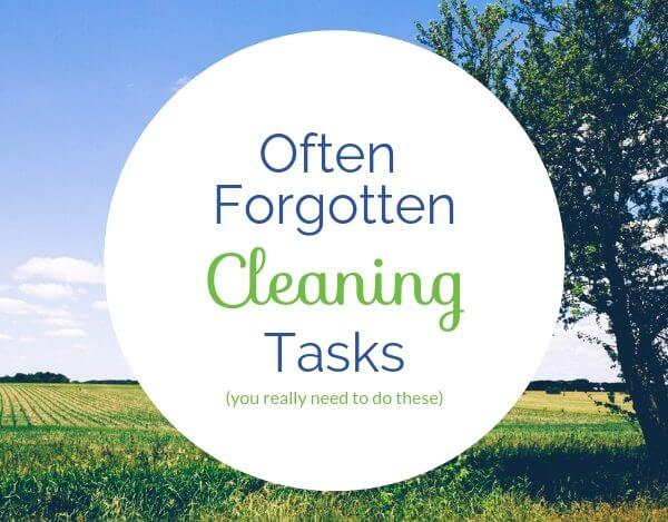 35 Tasks for Your Spring Cleaning Checklist (Checklist Included)