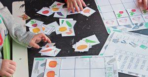 kids garden planner
