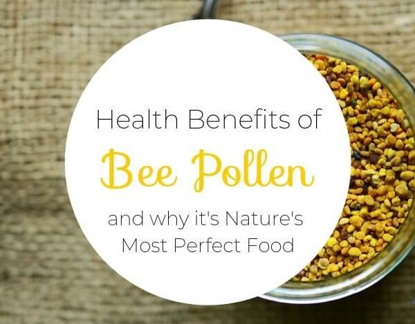 Benefits of Eating Bee Pollen