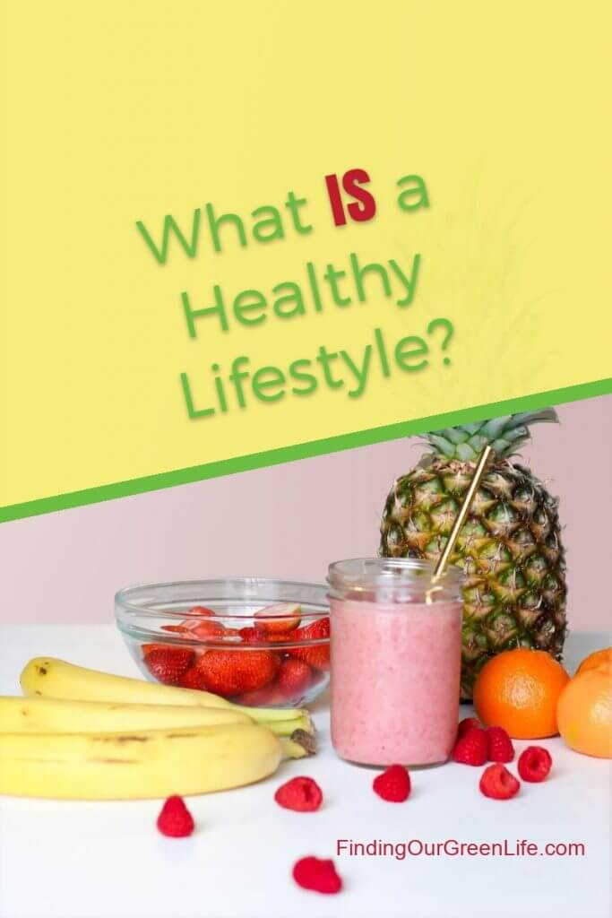 how to have a healthy lifestyle with healthy foods