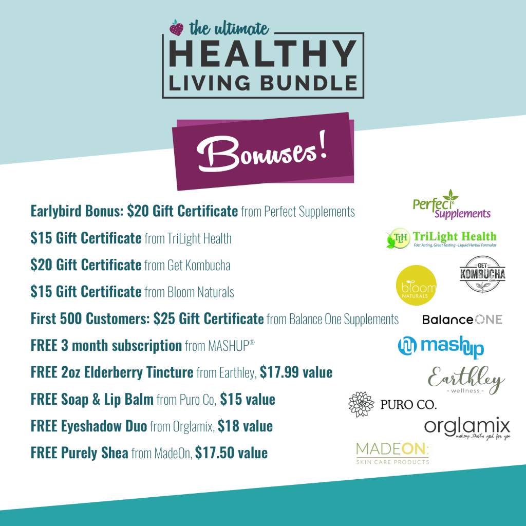 2019 Healthy Living Bonuses