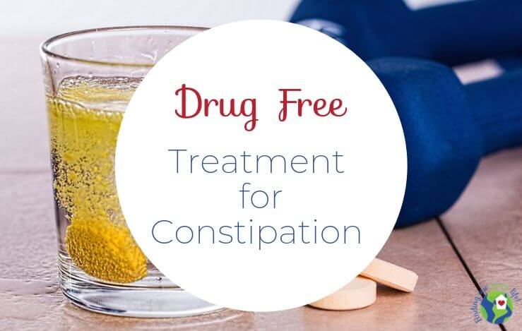 Drug Free Treatment for Constipation