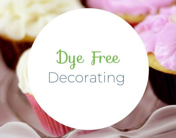 Dye Free Decorating