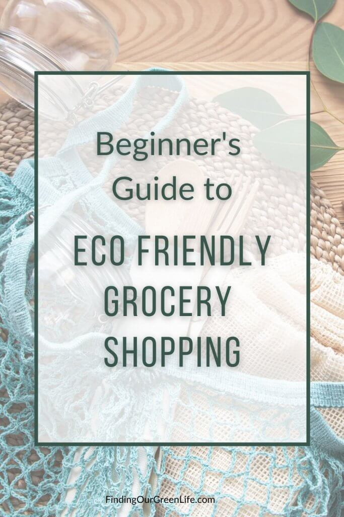 reusable grocery bag and for eco friendly grocery shopping